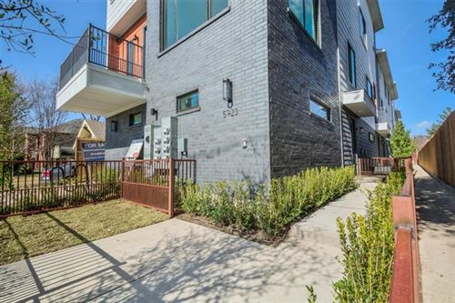 Photo of 5923 Hudson Street #101, Dallas, TX 75206 (MLS # 14277199)