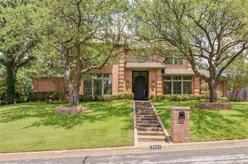 Photo of 4101 Chrismac Way, Colleyville, TX 76034 (MLS # 14375199)