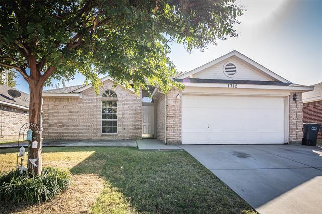 1712 Canyon Ridge Street, Fort Worth, TX 76131 - #: 14465199
