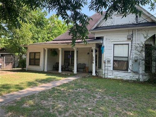Photo of 504 E College Street, Terrell, TX 75160 (MLS # 14639202)