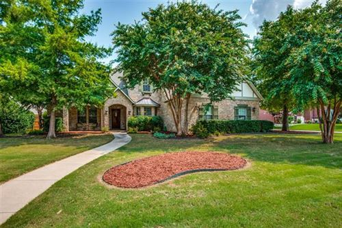 Photo of 3909 Maggies Meadow, Denton, TX 76210 (MLS # 14631204)
