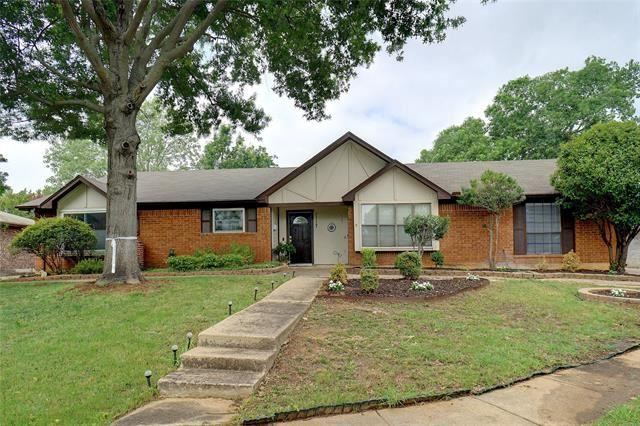 1121 Bellmont Court, Bedford, TX 76022 - #: 14375205