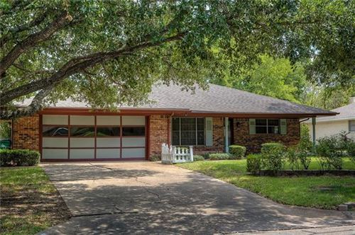 Photo of 607 Deer Drive, Greenville, TX 75402 (MLS # 14171206)