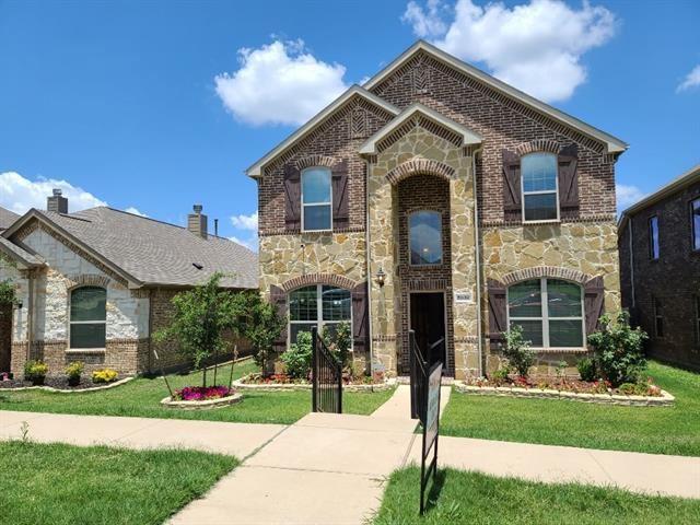 5832 Bindweed Street, Fort Worth, TX 76123 - #: 14358212