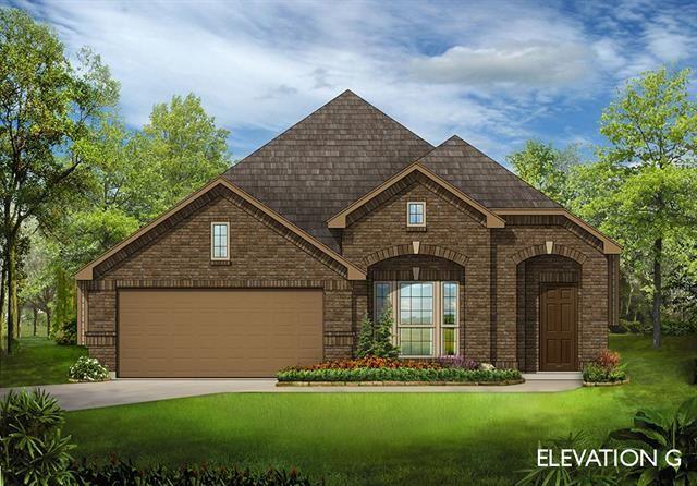 7421 Windy Meadow Drive, Little Elm, TX 76227 - #: 14452214