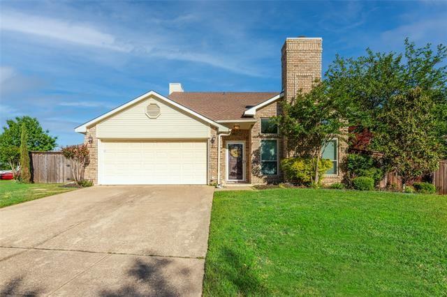 801 Carrington Drive, Arlington, TX 76001 - #: 14569214