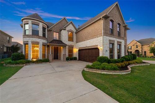 Photo of 529 Royal Glade Drive, Keller, TX 76248 (MLS # 14352217)