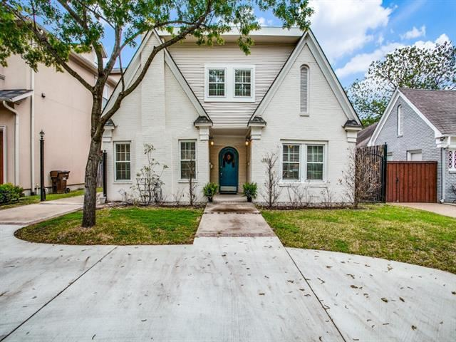 Photo for 5044 Airline Road, Highland Park, TX 75205 (MLS # 14568217)