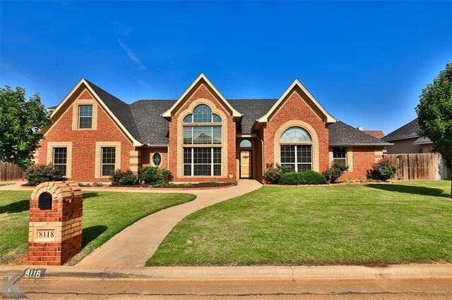 8118 Thompson Parkway, Abilene, TX 79606 - MLS#: 14629218