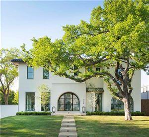 Photo of 4428 Lorraine Avenue, Highland Park, TX 75205 (MLS # 14074222)