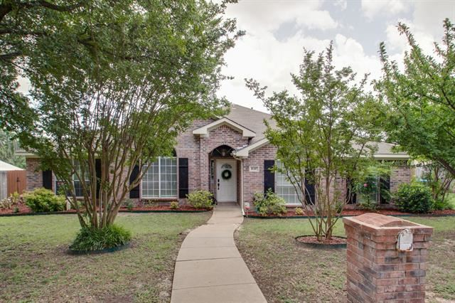 10307 Little Valley Road, Fort Worth, TX 76108 - #: 14375222