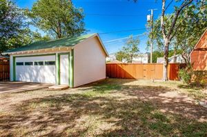 Tiny photo for 731 Woodlawn Avenue, Dallas, TX 75208 (MLS # 14208224)