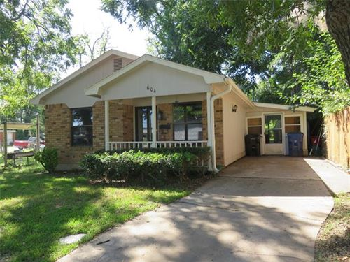 Photo of 604 W Day Street, Denison, TX 75020 (MLS # 14661226)