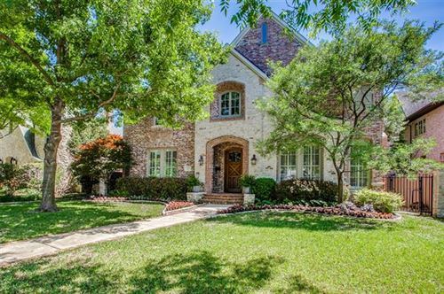 Photo of 3221 Colgate Avenue, University Park, TX 75225 (MLS # 14572230)