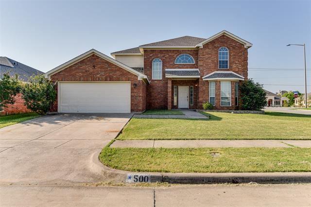 500 McMurtry Drive, Arlington, TX 76002 - MLS#: 14606230