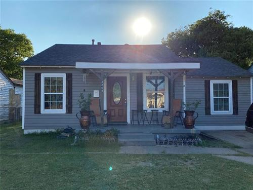 Photo of 3269 Grover Avenue, Fort Worth, TX 76106 (MLS # 14405233)