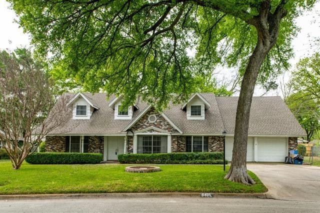 8405 Leo Court, Benbrook, TX 76116 - #: 14307233
