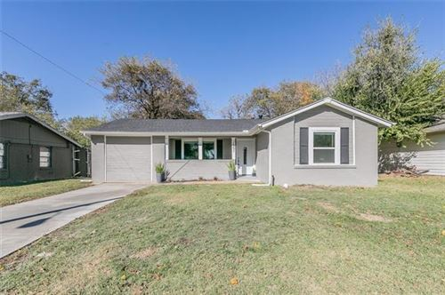 Photo of 2801 Gilbert Circle, Arlington, TX 76010 (MLS # 14693235)