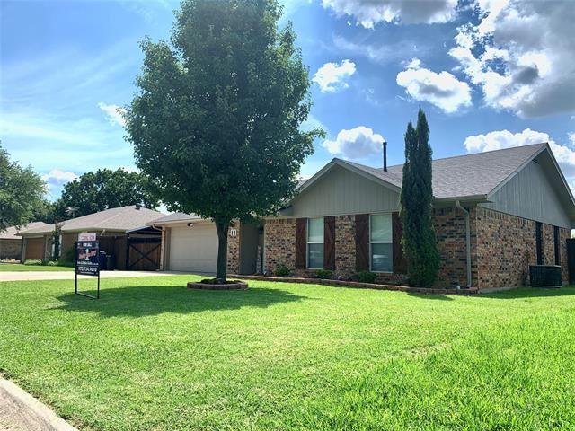 11 CHRISTI Lane, Krum, TX 76249 - MLS#: 14600236