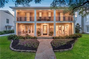 Photo of 4549 Rheims Place, Highland Park, TX 75205 (MLS # 14130237)