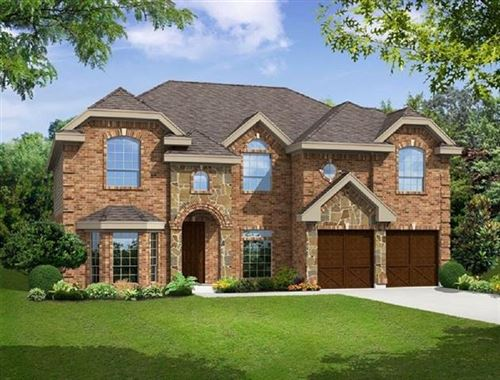 Photo of 4025 Rancho Milagro Drive, Fort Worth, TX 76179 (MLS # 14383237)
