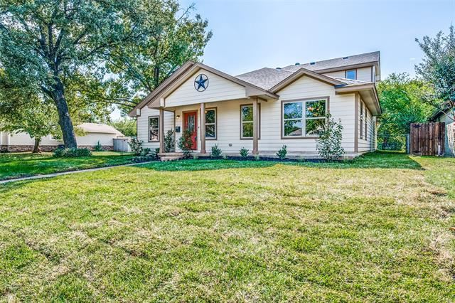 801 Edgefield Road, Fort Worth, TX 76107 - #: 14449239