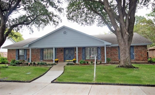 1807 Winewood Lane, Arlington, TX 76013 - #: 14457239
