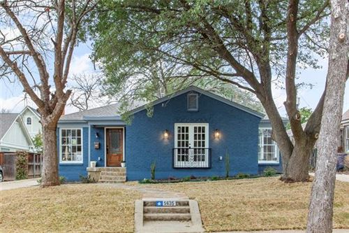 Photo of 5635 Morningside Avenue, Dallas, TX 75206 (MLS # 14285240)