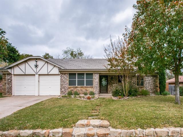 6821 Fair Meadows Drive, North Richland Hills, TX 76182 - #: 14476240