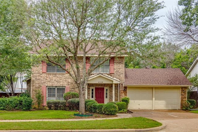 4106 Countryside Drive, Grapevine, TX 76051 - #: 14593240
