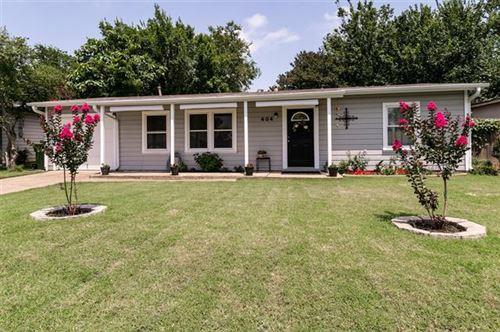 Photo of 404 Arthur Drive, Hurst, TX 76053 (MLS # 14377241)