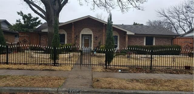 3417 Blueridge Lane, Garland, TX 75042 - #: 14522241