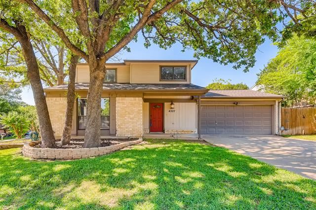 4307 N Lordsburg Court, Arlington, TX 76017 - #: 14571241