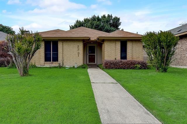 2331 Ridgestone Drive, Dallas, TX 75287 - MLS#: 14597241