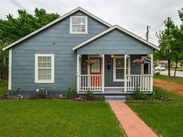 235 S Dooley Street, Grapevine, TX 76051 - #: 14577242