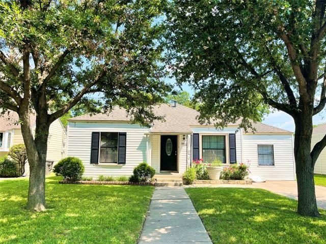 4033 Valentine Street, Fort Worth, TX 76107 - #: 14602244