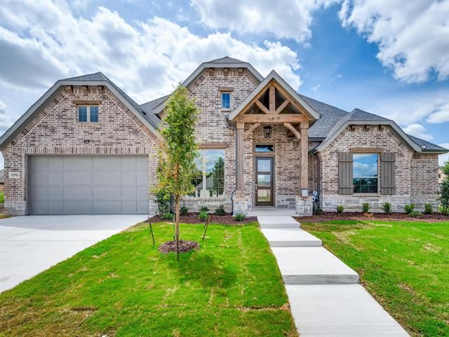 1200 Rocky Springs Trail, Fort Worth, TX 76052 - #: 14629244