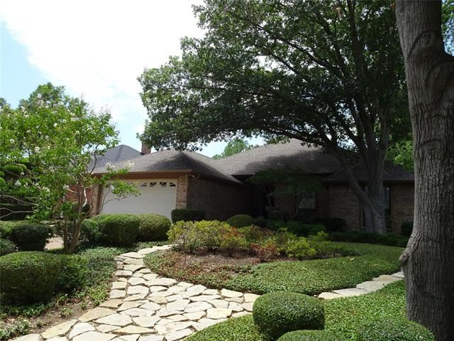 4809 Courtside Drive, Fort Worth, TX 76133 - #: 14383245