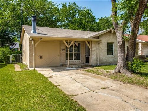 Photo of 2629 Greenland Drive, Mesquite, TX 75150 (MLS # 14567246)