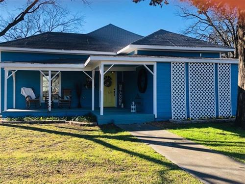 Photo of 306 E Main Street, Tioga, TX 76271 (MLS # 14246247)