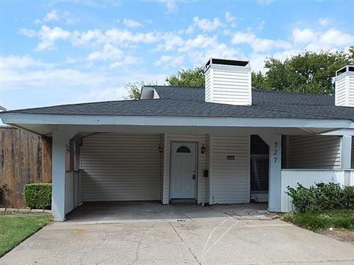 Photo of 727 Ticonderoga Drive, Garland, TX 75043 (MLS # 14676247)