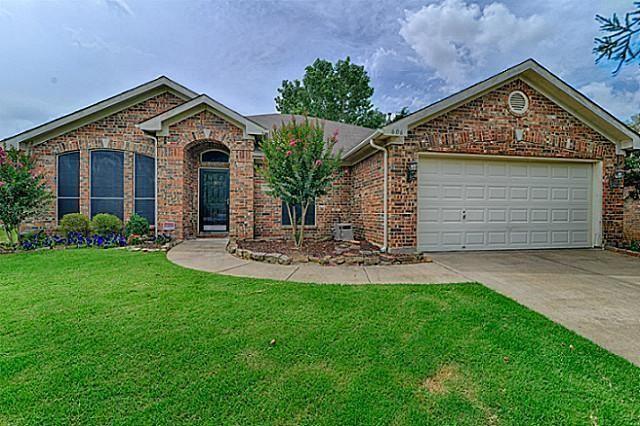 606 Ember Lane, Mansfield, TX 76063 - #: 14552247