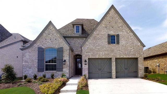 1605 Lavender Lane, Argyle, TX 76226 - #: 14327248