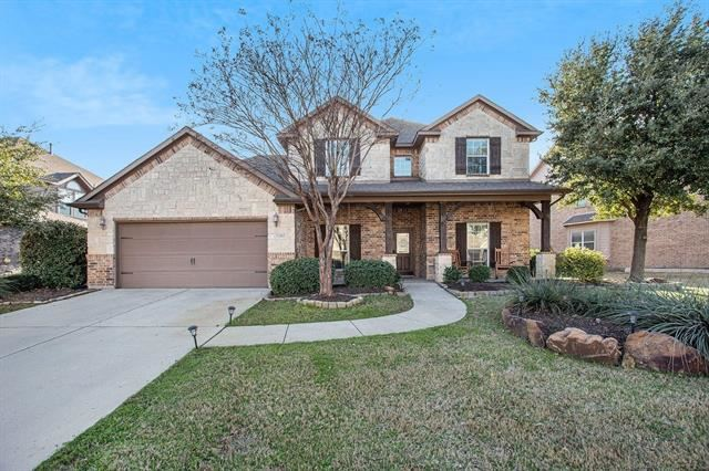 9505 Cholla Cactus Trail, Fort Worth, TX 76177 - #: 14525248