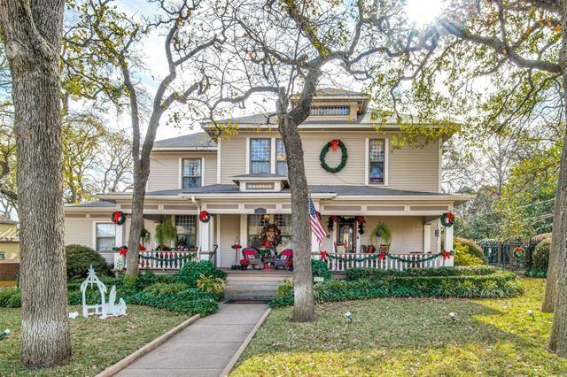 801 W Oak Street, Denton, TX 76201 - #: 14478249