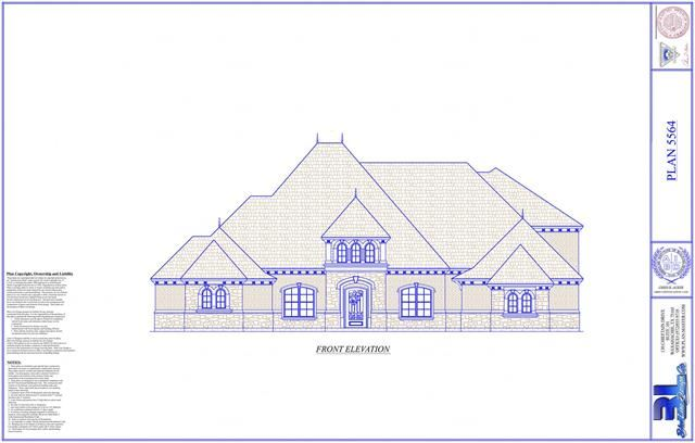 1302 Estate Drive, Ennis, TX 75119 - MLS#: 14558250
