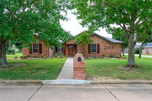 Photo of 2504 Evelyn Road, Whitesboro, TX 76273 (MLS # 14631251)