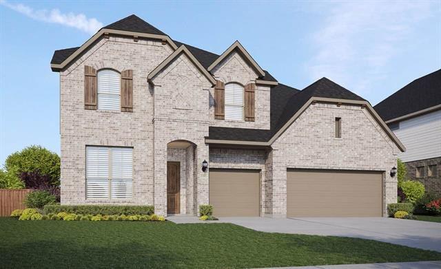 1617 Eleanor Drive, Fort Worth, TX 76052 - #: 14672251