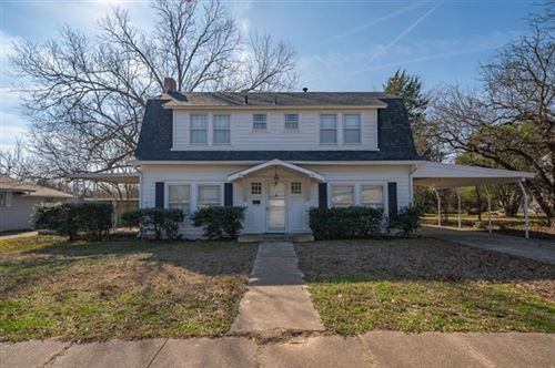 Photo of 411 W Oneal Street, Wills Point, TX 75169 (MLS # 14506252)