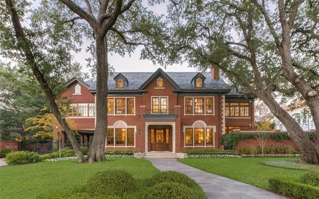 Photo for 4224 Armstrong Parkway, Highland Park, TX 75205 (MLS # 14465252)